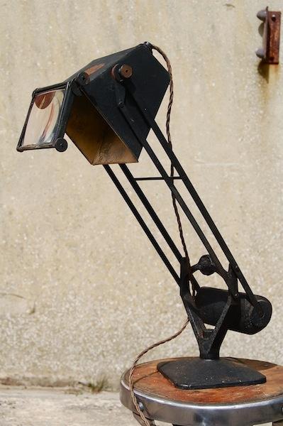 Image of bespoke desk lamps