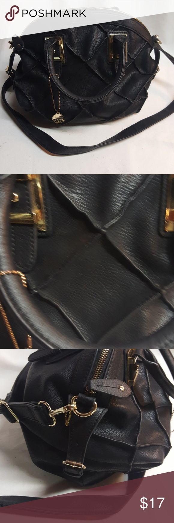 Big Buddha cross body purse This has some wear on the inside but outside is in good condition Big Buddha Bags Crossbody Bags
