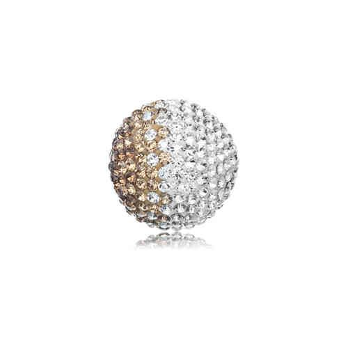 Engeslrufer Crystal Soundball in Brown & White (R899)