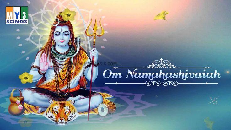 OM NAMAHASHIVAIAH - LORD SHIVA SONGS - SHIVA BHAKTHI SONGS