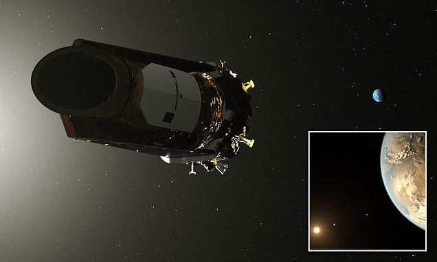 kepler spacecraft information - 636×382
