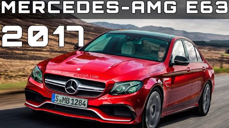Monster Sedan - 2017 Mercedes - AMG E63 S (603 HP)