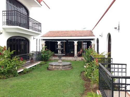 Neo Colonial House Exterior
