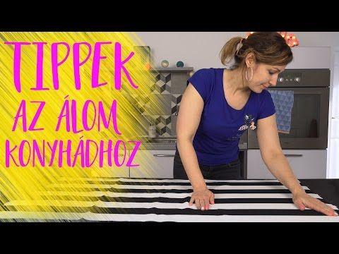 (60) Filléres tippek az álom konyhádhoz | Megoldások rövid és hosszútávra | INSPIRÁCIÓK Csorba Anitától - YouTube
