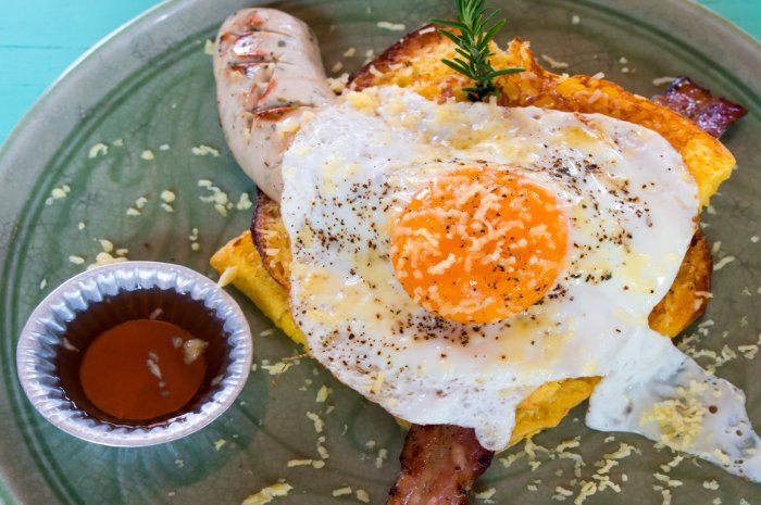 Croque Monsieur/Croque Madame from French 101: 14 Essential French Foods to Know (Slideshow)