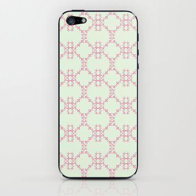 Geometric6 iPhone & iPod Skin by dua2por3 - $15.00
