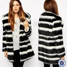 Wholesale clothing factory women fashion stripes natural mink fur coat women 2015  Best Seller follow this link http://shopingayo.space