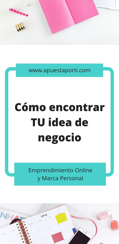 E-book ¿Cómo encontrar TU idea de negocio rentable? por Raquel Aldana