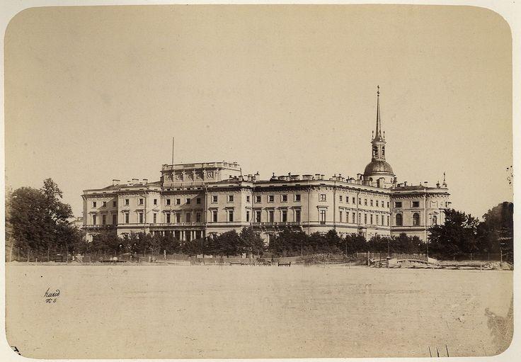 Military Engineering College - Dostoevsky's School