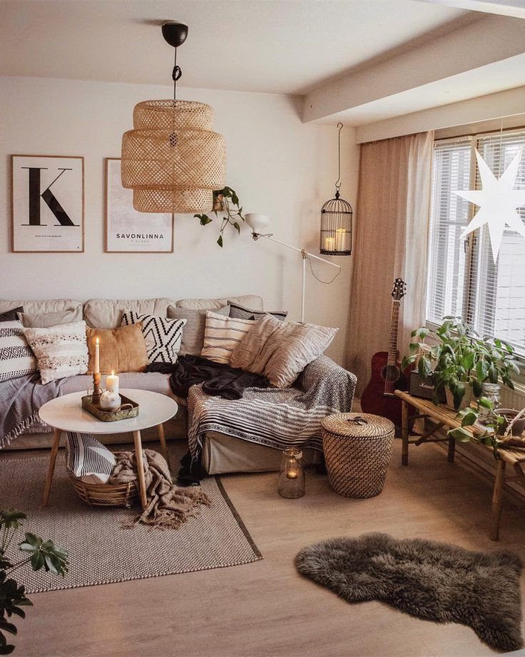 Salon Cocooning 13 Facons D Adopter Une Deco Cosy Idee Deco