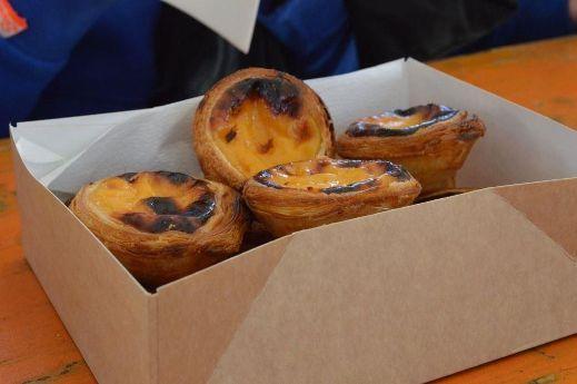 Virée gourmande dans les pâtisseries de #Lisbonne
