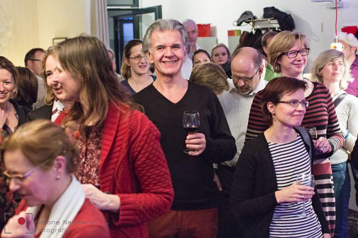 Gesang und ein begeistertes Publikum  #coworking #combinat56 #7pointstory #storytelling