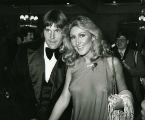 Bruce Jenner married actress Linda Thompson, above, on Jan. 5, 1981,