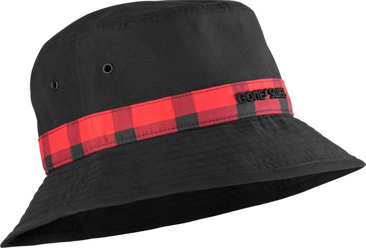 Bones Bearings - Swiss Plaid Bucket Cap