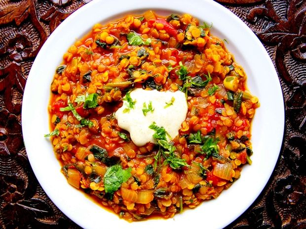 Illatos indiai vöröslencse leves - Ezerféle íz egy tányérban | Femcafe