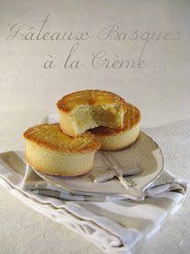 Oui, bon, je le reconnais  j'ai comme une légère obsession avec le Gâteau Basque en ce moment , mais que voulez-vous, ça a été MA révélati...