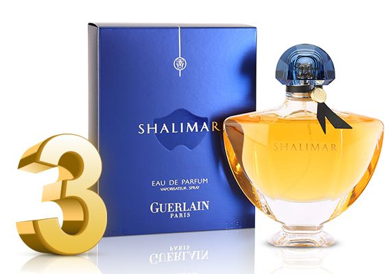 Luxurious, Distinctive, Long-lasting The 5 Top Fragrances of All Times | beautyspin.com