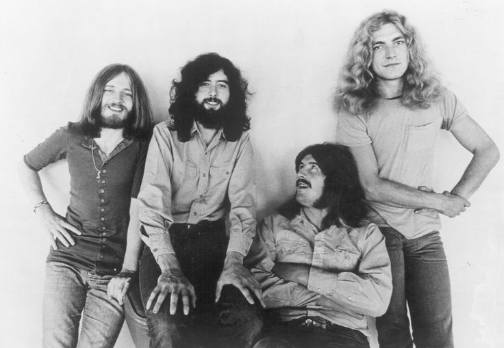 Led Zeppelin Announce the Release of Their First Three LPs ...