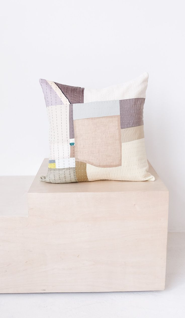 Thompson Street Studio Abstract Landscape Pillow 1 With Images