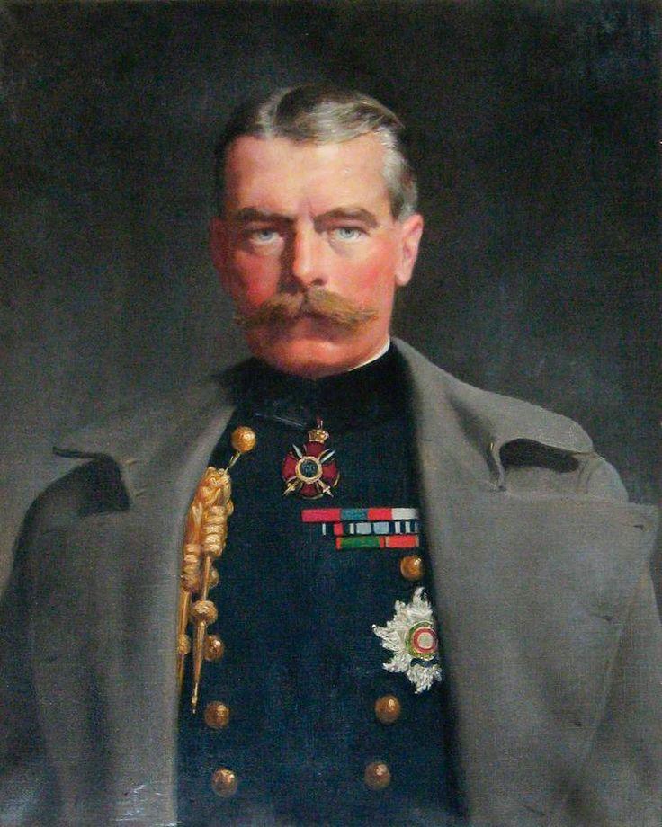 Horatio Herbert Kitchener (1850–1916), 1st Earl Kitchener of Khartoum, Field Marshal, British Agent and Consul-General in Egypt