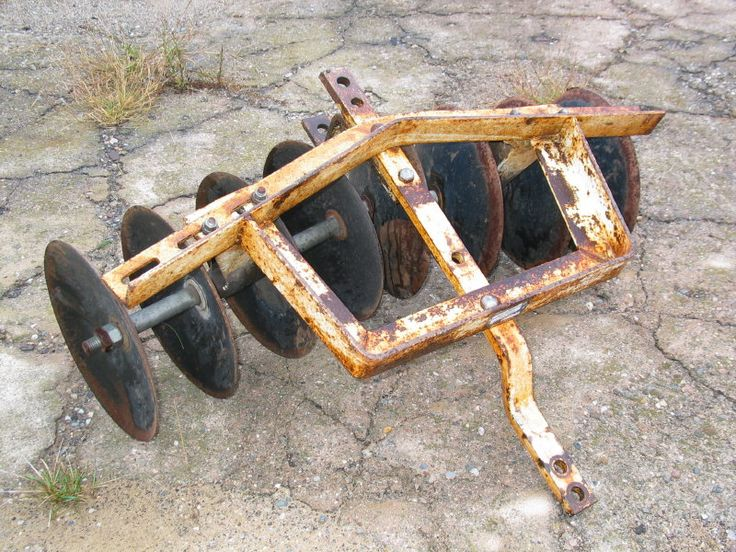 Used Garden Tractor Attachments | Brinly Attachments - Page 2 - Garden Tractor Implement ...