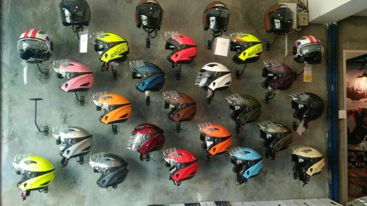 Zeus Helmets at prodigy-rider.com
