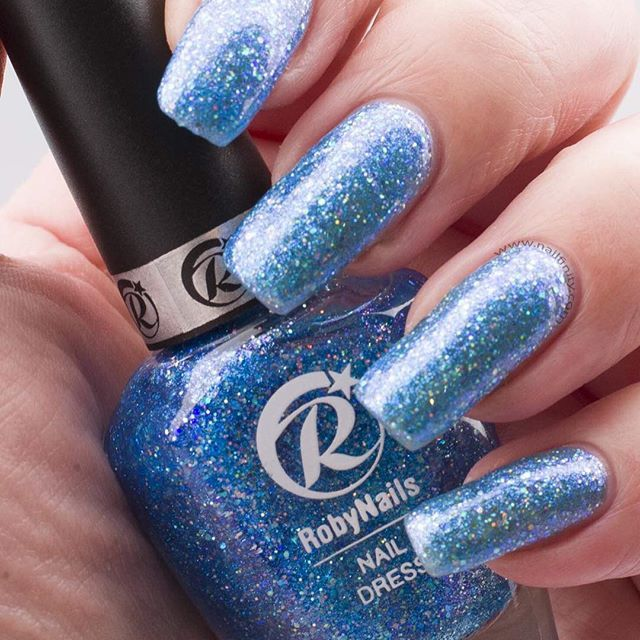 Magic Blue from Magical Collection Nail Dress ❤️