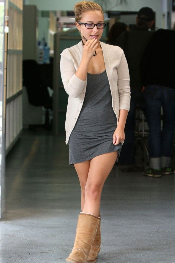 Hayden Panettiere's latest fashion look: latest celebrity fashion, style and red carpet pictures (Glamour.com UK)