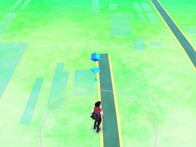 Localizar Poke paradas en Pokemon GO