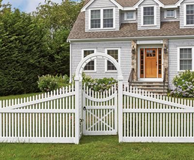81 Best Ideas About Azek Fencing On Pinterest Arbors