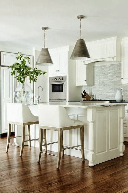Kitchen Dreaming:: Statement Lighting