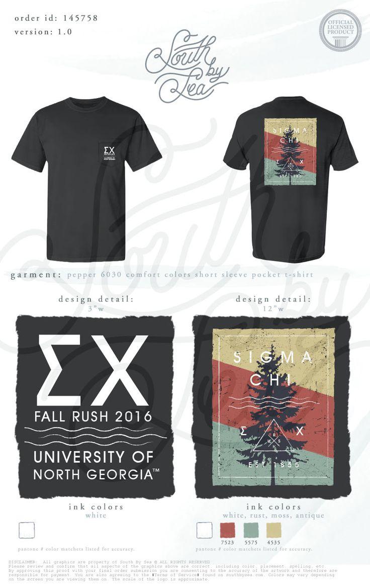 Sigma Chi | Fall Rush | SX | Flag Design |  South by Sea | Greek Tee Shirts | Greek Tank Tops | Custom Apparel Design | Custom Greek Apparel | Fraternity Tee Shirts | Fraternity Tanks | Fraternity Shirt Designs