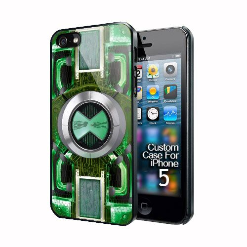 Ben 10 omnitrix omniverse ultimate alien design apple for Case ben arredate