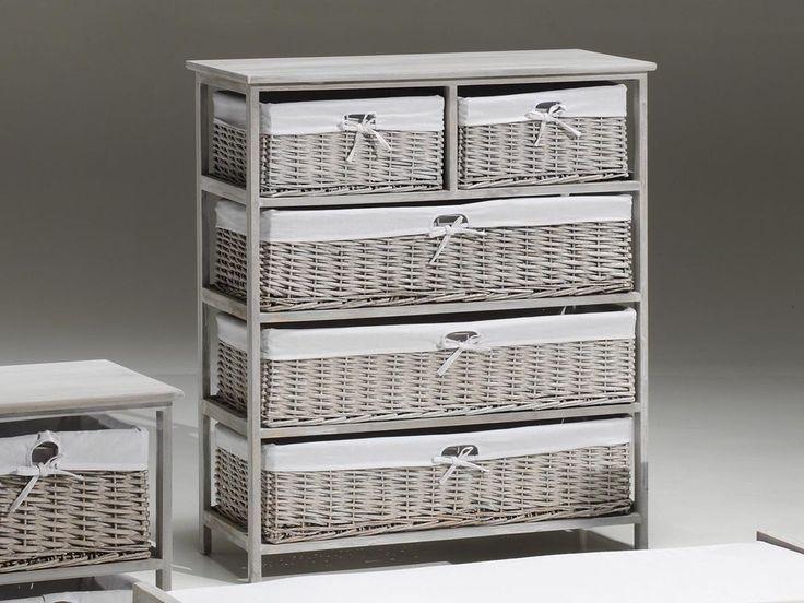 42 best Organisation Rangement Maison images on Pinterest - meuble de rangement avec tiroir