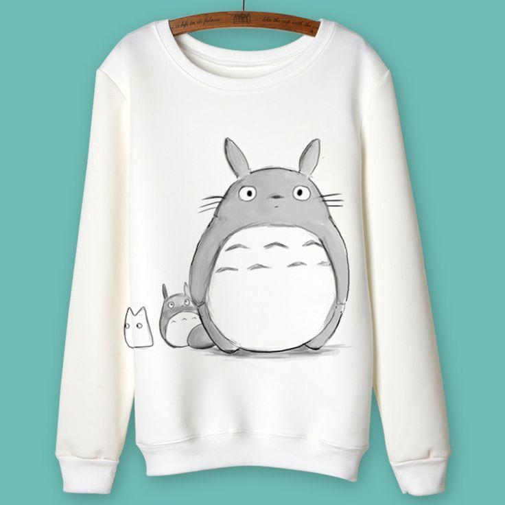 Totoro Classic Sweater V1