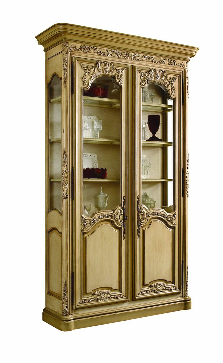 Henredon Dining Room Display Cabinet 5001-49CB - Walter E. Smithe - 11 Chicagoland locations in Illinois and Merrillville, Indiana