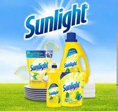 Économisez 1$ à l'achat de sachets pour lave-vaisselle ET d'un liquide à vaisselle Sunlight