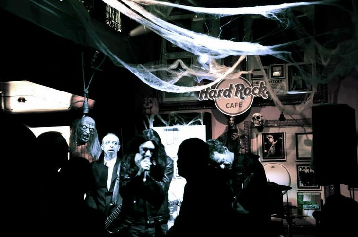 #Halloween #End #Live #Band #HardRockCafe #Venice #Venezia