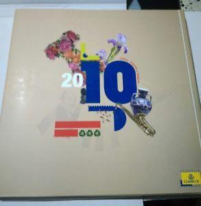 a espana libro de correos espana y andorra 2010 sin sellos con filoestuches
