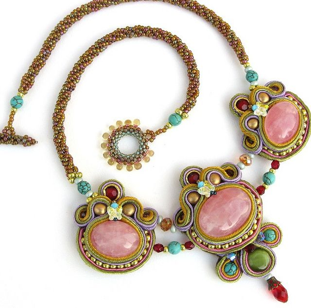 Carnival of Colors Necklace | Flickr - Photo Sharing!