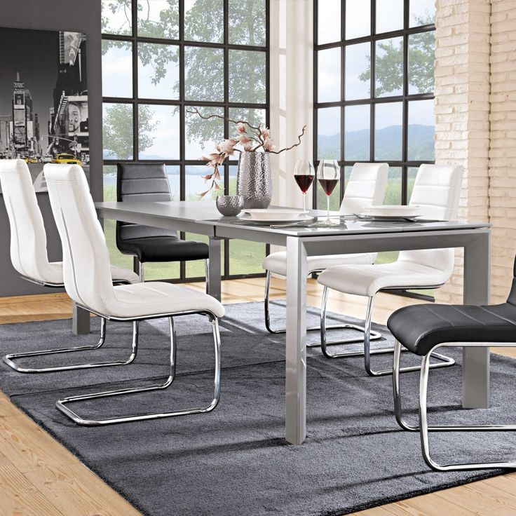 die besten 25 esstisch ausziehbar ideen auf pinterest esstisch mit schublade regal mit. Black Bedroom Furniture Sets. Home Design Ideas
