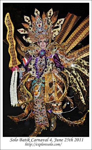 Parade Batik Solo 9