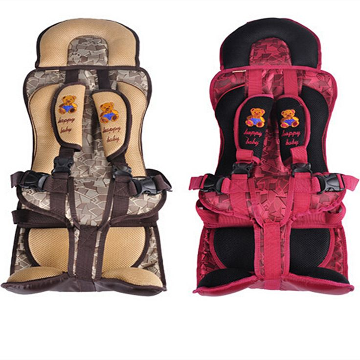 9 Months - 12 Years Old, 9 - 40KG, Free Shipping Infant Car Seat Carseat Updated Version Thickening Cotton Kids Car Seats