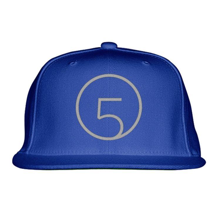 Fifth Harmony Logo Embroidered Snapback Hat