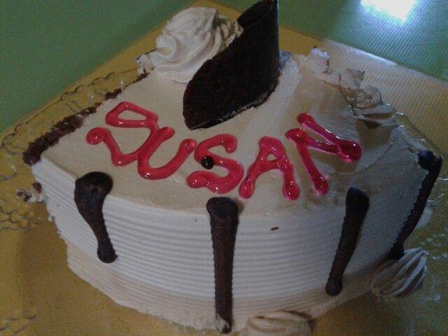 My bday...susan