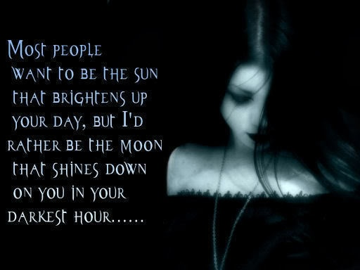 Darker Than Black Quotes: Best 25+ Gothic Quotes Ideas On Pinterest