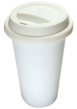 I Am Not A Paper Cup,Smart take away-liknende keramikkrus!