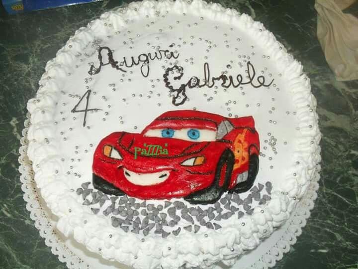 Torta Cars Cake