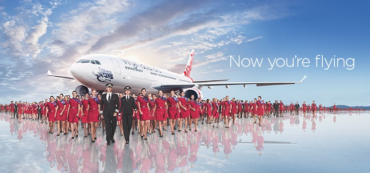 Our people - all eight thousand of them are the ones that set Virgin Australia apart and put the magic back into flying every day.