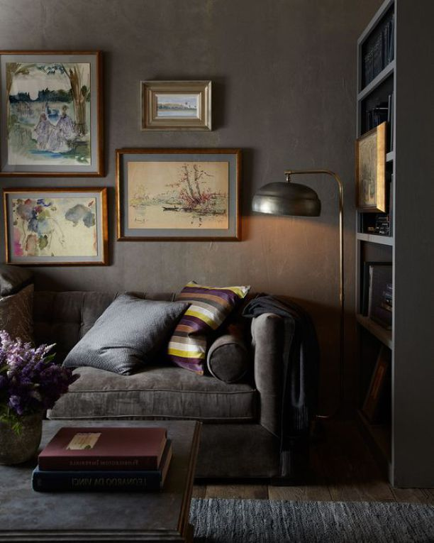 1340 best Dark Walls to Love images on Pinterest | A hotel ...
